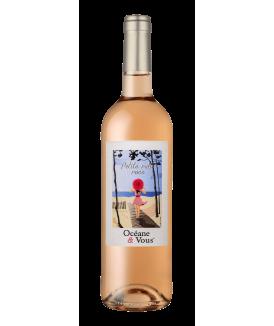 Océane & Vous - Rosé - IGP Atlantique
