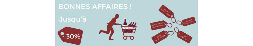 Bonnes affaires: -20% chez les Vignerons de Puisseguin Lussac Saint-Emilion